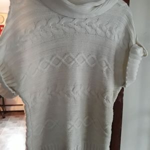 Sonoma brand size small short sleeve sweater.